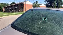 IMAGES: Shooting at Durham apartment complex causes gas leak, evacuations