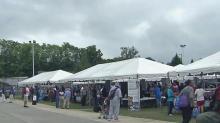 IMAGE: Fayetteville VA hosts event for homeless vets