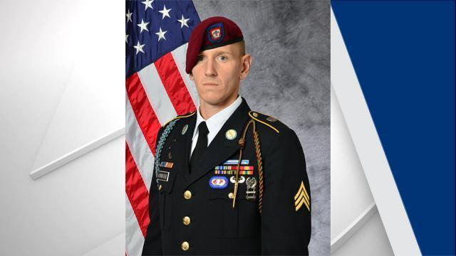 Sergeant Geoffrey L. Vonbosse, 30, of Leesville, La. was a mortarman assigned to 2nd Battalion