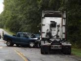 IMAGES: Moore County man killed in 2-vehicle wreck on US 15-501