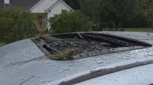 Harnett, Wake County experiences severe storms