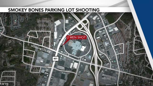 2 found fatally shot in car at Fayetteville restaurant