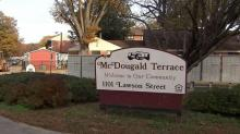 IMAGES: After 3 shootings in 4 days, Durham leaders want change for McDougald Terrace