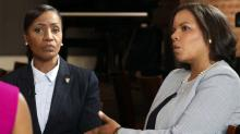 Black women police chiefs relish breaking glass ceiling