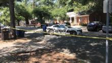 IMAGES: Suspect arrested after man, 19, killed in Durham shooting