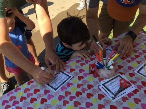 Durham friends host 'Be Kind Day' to promote community