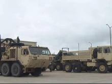 Fort Bragg troopers head south for disaster relief