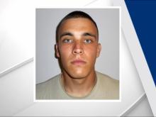 Joshua Palmieri, soldier attacked girlfriend