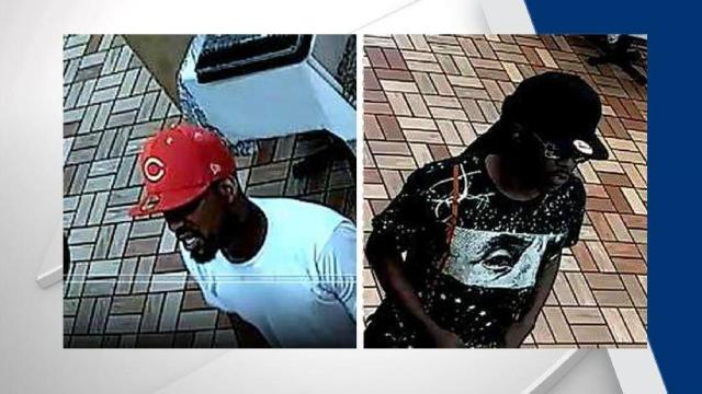 Durham police working to identify 2 'Subway' armed robbers