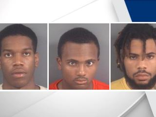 3 charged in Fayetteville restaurant shooting deaths