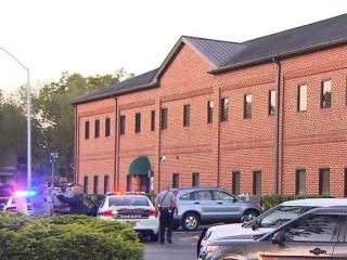 Larceny suspect shot by employee in nearby Knightdale office building
