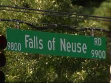 Raleigh residents fight back against plan to widen Falls of Neuse Road
