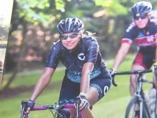 Friends, family support cyclist's long road back from TBI