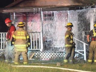 Litter of puppies killed in Johnston County fire