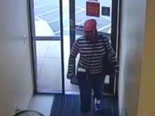 Fayetteville police ask for public's help identifying bank robbery suspect