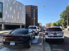 Police evacuate Durham city hall due to suspicious package