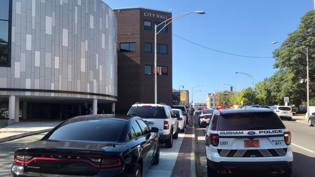 Police Evacuate Durham City Hall Due To Suspicious Envelope Wral Com
