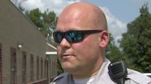 Sampson County Deputy Jason Riley