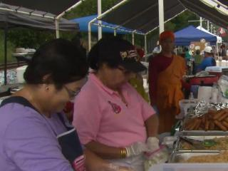 International Folk Festival held in Fayetteville