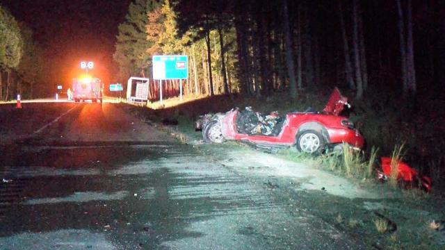 Wrong-way I-95 driver dies after head-on crash near Roanoke