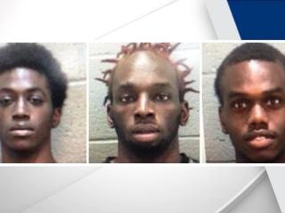 3 charged with murder of 36-year-old Durham woman