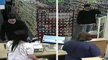 IMAGES: Fayetteville police searching for armed narcotics thief