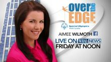 Aimee Wilmoth goes 'Over the Edge'