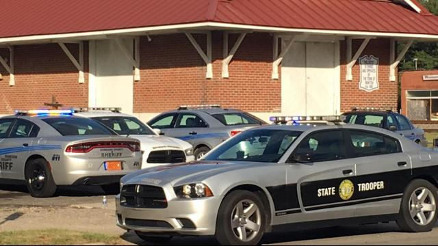 Sheriff: Shots fired at Robeson County deputy