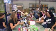 North Carolinians send supplies to Puerto Rico