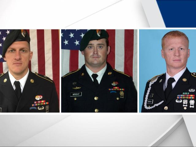 npr.org 3 soldiers killed in Niger assigned to Fort Bragg 02f511445