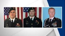 IMAGES: Body of fourth US soldier killed in Niger found