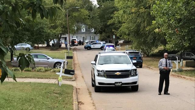 Police engaged in chase after Raleigh shooting