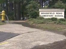 Aqua NC works to fix discolored water at Raleigh elementary school