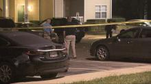 IMAGES: Police: Man found shot in Durham parking lot dies at hospital