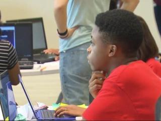 Durham students work to develop apps