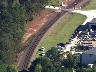 Morrisville train kills pedestrian