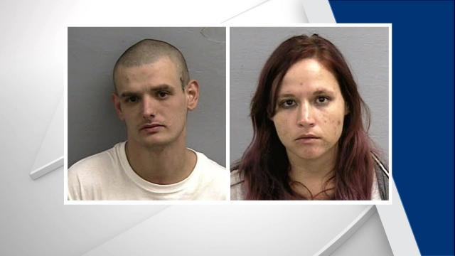 Aaron Taylor Moore, 25, and Sarah Elaine Smith, 25