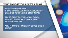 IMAGES: Virtual scammer demands $5,100 for son's 'safe release'