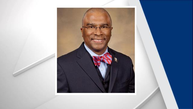 Rocky Mount Police Chief James Moore