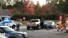 IMAGE: Driver charged after woman, 63, dies in Raleigh crash