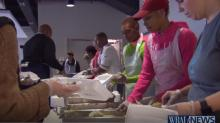 IMAGE: Salvation Army delivers food to the needy this Thanksgiving