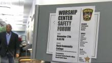 IMAGE: 'Times are different:' Nash County sheriff holds forum on guns in churches