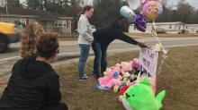 IMAGES: 'We don't know what she could've become:' Community mourns loss of Mariah Woods