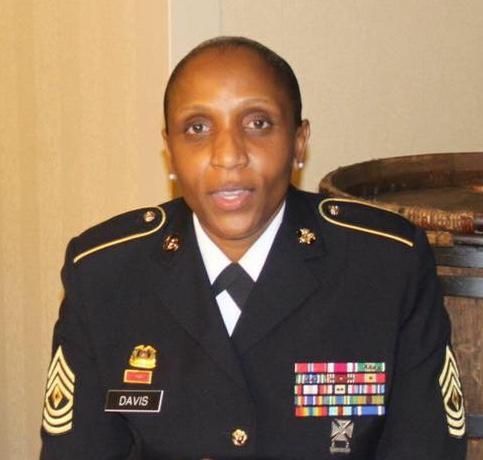 Master Sgt. Charlene Davis<br/>Web Editor: Alfred Charles