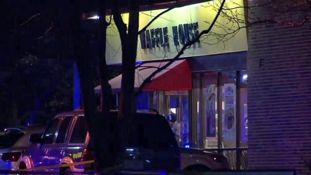 Police: 2 shot near Raleigh Waffle House