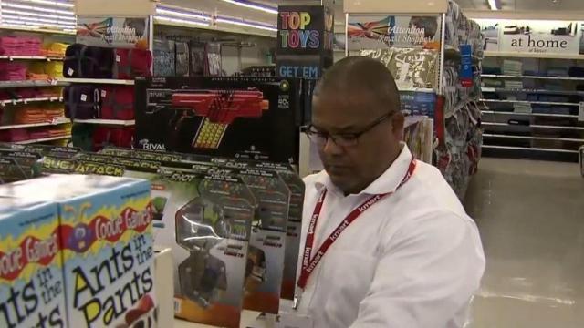 Secret Santas, Christmas Angels: Strangers pay off toys on layaway