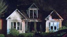IMAGES: Harnett minister's wife killed, daughter burned when Christmas tree sparks fire