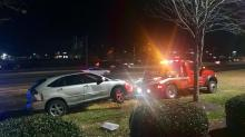 IMAGE: K9 officers end police chase near Brier Creek