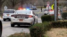 IMAGES: Woman shot in Durham prompts brief lockdown at school