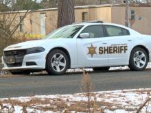 Johnston County Sheriff's Office patrol car